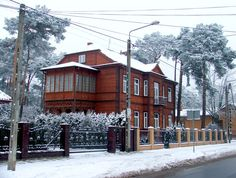 Otwock, hotel Lilianna