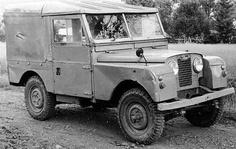 Landrover 1961