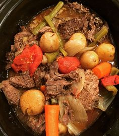 Italian Style Pot Roast