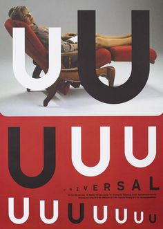 Windlin, Cornel poster: Universal - Fur Fast Alle Und Alles (Universal - For Almost Everybody)