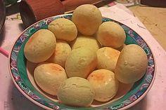 Brasilianische Käsebällchen  -  Pão de Queijo (Rezept mit Bild) | Chefkoch.de