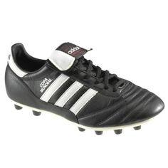 best sneakers 18069 002dd Botas de fútbol adulto Copa Mundial FG blanco negro. Deportes Colectivos  Fútbol - Botas de fútbol Adidas ...