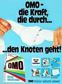 Werbung /Bilder 1972