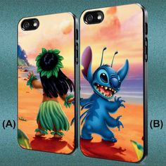 Disney Stitch and Lilo Best Friend Custom Case by Hoodiefield