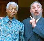 Mandela y Fidel - LR21.com.uy