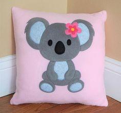 Almohada de oso Koala  chica