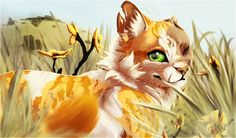 Brightheart by Rae-elic on deviantART Am I the only one who still thinks Brightheart is still beautiful?