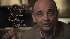 Philosopher Kwame Anthony Appiah