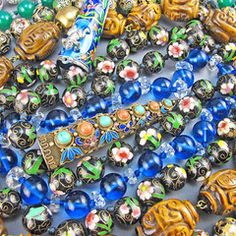 Goodoldbeads - Collection - Vintage Chinese Beads
