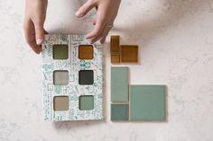 Mercury Mosaics' large hexagon and medium diamond ceramic tile patterns create a bold and unique statement. Shop quality handmade tiles at our online store! Craftsman Tile, Craftsman Interior, Fish Scale Tile, Buy Tile, Handmade Tiles, Style Tile, Mosaic Tiles, Mosaics, Subway Tile