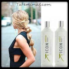 ¡¡¡Hazte con el #Pack #Icon para #Cabellos #Grasos #Energy + #Energize a un precio irresistible!!! Con el Champú ICON Energy aportarás energía al cabello revigorizándolo y equilibrándolo para un Re-life. Y es que Energy estimula y purifica el cuero cabelludo para obtener un cabello más sano. ICON Detox Acondicionador Energize revitalizará el cabello aportando una apariencia más #joven con un brillo fuerte y resistente. Refresca el cuero cabelludo!!