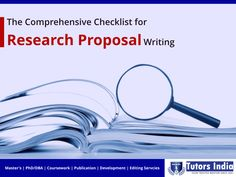 The Comprehensive Checklist for Research Proposal Writing Thesis Writing, Dissertation Writing, Academic Writing, Start Writing, Proposal Writing, Research Proposal, Writing Services, Cover Pages, Literature