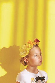 Monnalisa Italian kids designer fashion for spring 2014