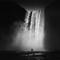 solitude by .Vulture Labs on Black White Photos, Black And White Photography, Vulture, World's Biggest, Outdoor Life, Solitude, My Images, Niagara Falls, Light In The Dark