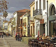 Καφεδακι στο Θησειο στην Αθηνα - Thission, Athens