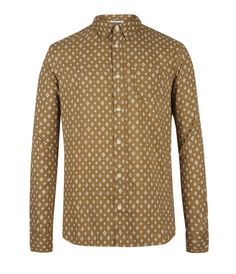 Tokai Shirt, Men, Shirts, AllSaints Spitalfields