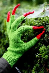 Knit Witchy Hands