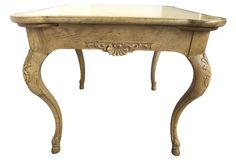 Provençal-Style Game Table | One Kings Lane