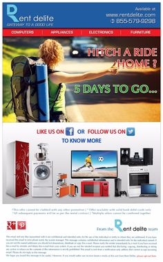 Another offer from RentDelite!  RentDelite offers #Rent to #Own the #Computers,Tablets,#Laptops,TVs,#Phones,Audio,VideoGames,#Appliances,Electronics and more at an affordable price.