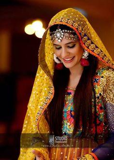 Her best makeup is smilee  #MuslimWedding, #PerfectMuslimWedding, #IslamicWedding, www.PerfectMuslimWedding.com