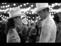 #Hope #Floats dance sequence.  Man does this make me wanna hit up a honky tonk! (idk why it's in bw)