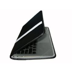 Bear Motion Genuine Leather Case for 11-Inch MacBook Air - Black