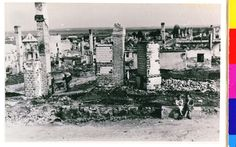Ruins of the Ghetto Brighton And Hove, Photo Archive, Old Town, Art History, Wwii, Poland, Dolores Park, Old Things, Journalism