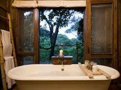 my idea of a treehouse - lake manyara tree lodge, tanzania