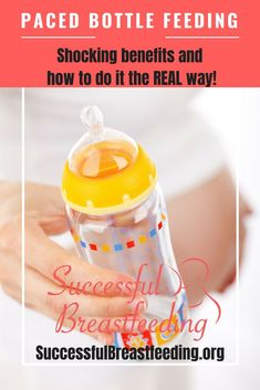 There are significant benefits to using paced bottle feeding with your breastfed baby. Pace feeding your baby gives them control over the bottle and makes it more like breastfeeding. paced feeding breastmilk, bottle feeding breastmilk, how to bottle feed Pace Feeding, Pumping At Work, After Baby, Bottle Feeding, Pregnant Mom, Baby Hacks, Baby Tips, Baby Ideas, Breastfeeding Tips