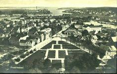 Østfold fylke Fredrikstad .Utg Chr. Lionæs, Fr. stad, brukt 1924 Fredrikstad, Norway, Paris Skyline, City Photo, Travel, Trips, Viajes, Traveling, Outdoor Travel