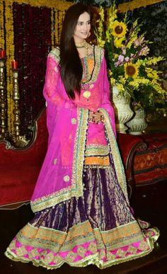 Gorgeous gharara