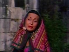 Yma Sumac - Pachamama  La voz de Latinoamerica,  discovered in the 1950's, in, I think, Peru.  She had an amazing vocal range.  My parents bought her albums.  Our house was filled with her music.