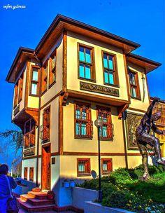 Bursa Kılıç-Kalkan evi
