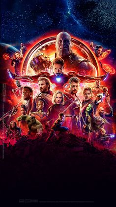 #Avengers #InfinityWar #Marvel #MCU #Thanos