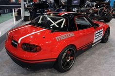 Mazda MX-5 Super 25: SEMA 2012 Photos - Autoblog Japan