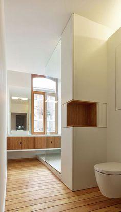 Gallery - Terraced-House Renovation / Edouard Brunet + François Martens - 16