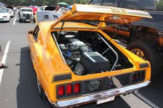 Huge Gallery of 300+ Mustangs-Provided by Hot Rod Power Tour 2015