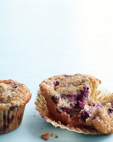 Blackberry-Oat Bran Muffins (out of oat bran used part flax & part oatmeal turned out great)