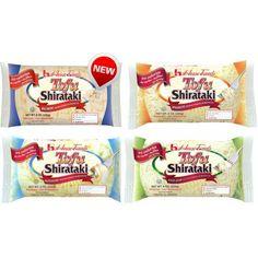 Tofu Shirataki Nudeln - #tofu #shirataki