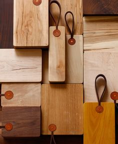 Lostine - boards by the foot. A dozen cutting boards in beautiful timber
