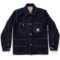 jeans jacket   Samurai Jeans Jacket - 18oz. Texas Cotton LHT Denim S10CVJ-L