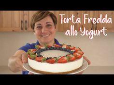 Cheesecake, Yogurt Cake, Easy Baking Recipes, Panna Cotta, Birthday Cake, Sweets, Make It Yourself, Fruit, Cooking