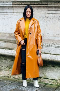 This Fresh Color Is Already Winning in 2018 via @WhoWhatWearUK