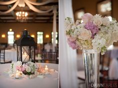 Floral Centerpieces for Wedding