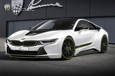 How incredible is the #BMWi8 Lumma Concept!! Mouthwatering! Hit the image to see more details and 'i' models...