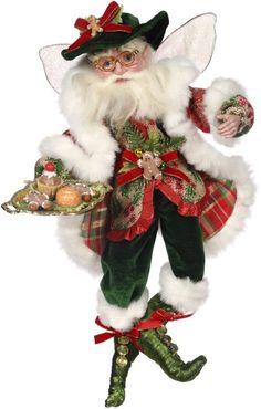 Cookies For Santa Fairy