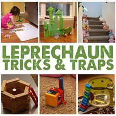 Leprechaun Tricks and Traps