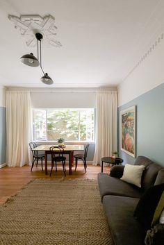 Joanne's 1940s Art Deco Apartment Renovation