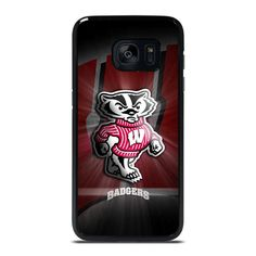 WISCONSIN BADGER LOGO Samsung Galaxy S7 Edge Case Cover  Vendor: Favocase Type: Samsung Galaxy S7 Edge case Price: 14.90  This extravagance WISCONSIN BADGER LOGO Samsung Galaxy S7 Edge Case Cover shall generate dashing style to yourSamsung S7 Edge phone. Materials are manufactured from strong hard plastic or silicone rubber cases available in black and white color. Our case makers personalize and manufacture all case in high resolution printing with good quality sublimation ink that protect… Samsung Galaxy Note 8, Galaxy S8, Samsung S7 Edge Cases, Samsung S9, Iphone Cases, Wisconsin Badgers, Silicone Rubber, Black And White Colour, Plastic