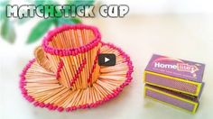 25 Best Toothpick And Matchsticks Crafts Images Do Crafts Timber